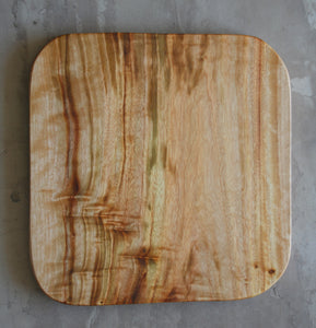 Camphor wood chopping board