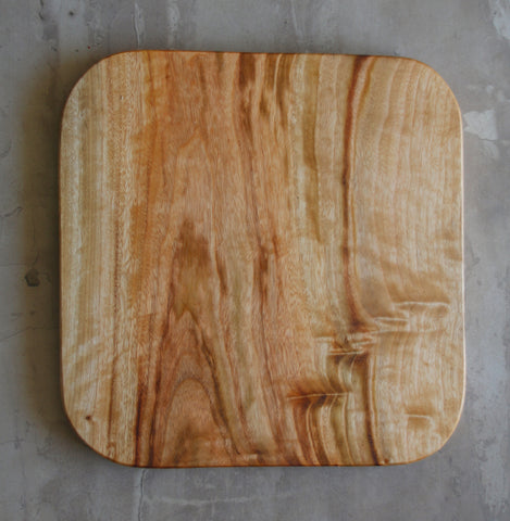 Wooden Chopping or serving board - Square II