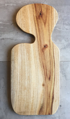 Camphor wood serving board