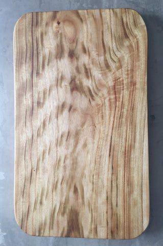 Wooden chopping and serving board - The Board III
