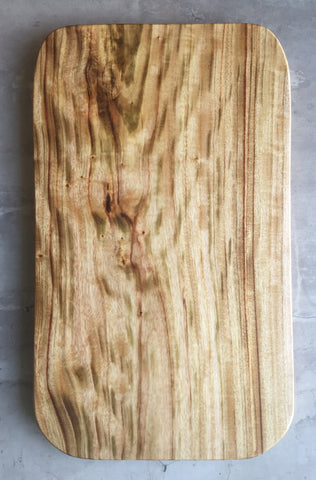 Wooden chopping and serving board - The Board IV