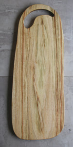 Large Camphor wood serving board