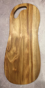 Camphor large wooden serving board