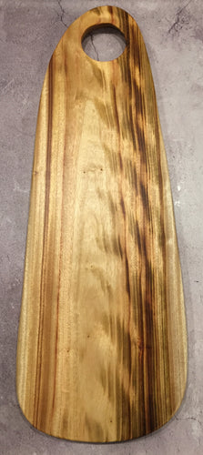 Camphor large serving board