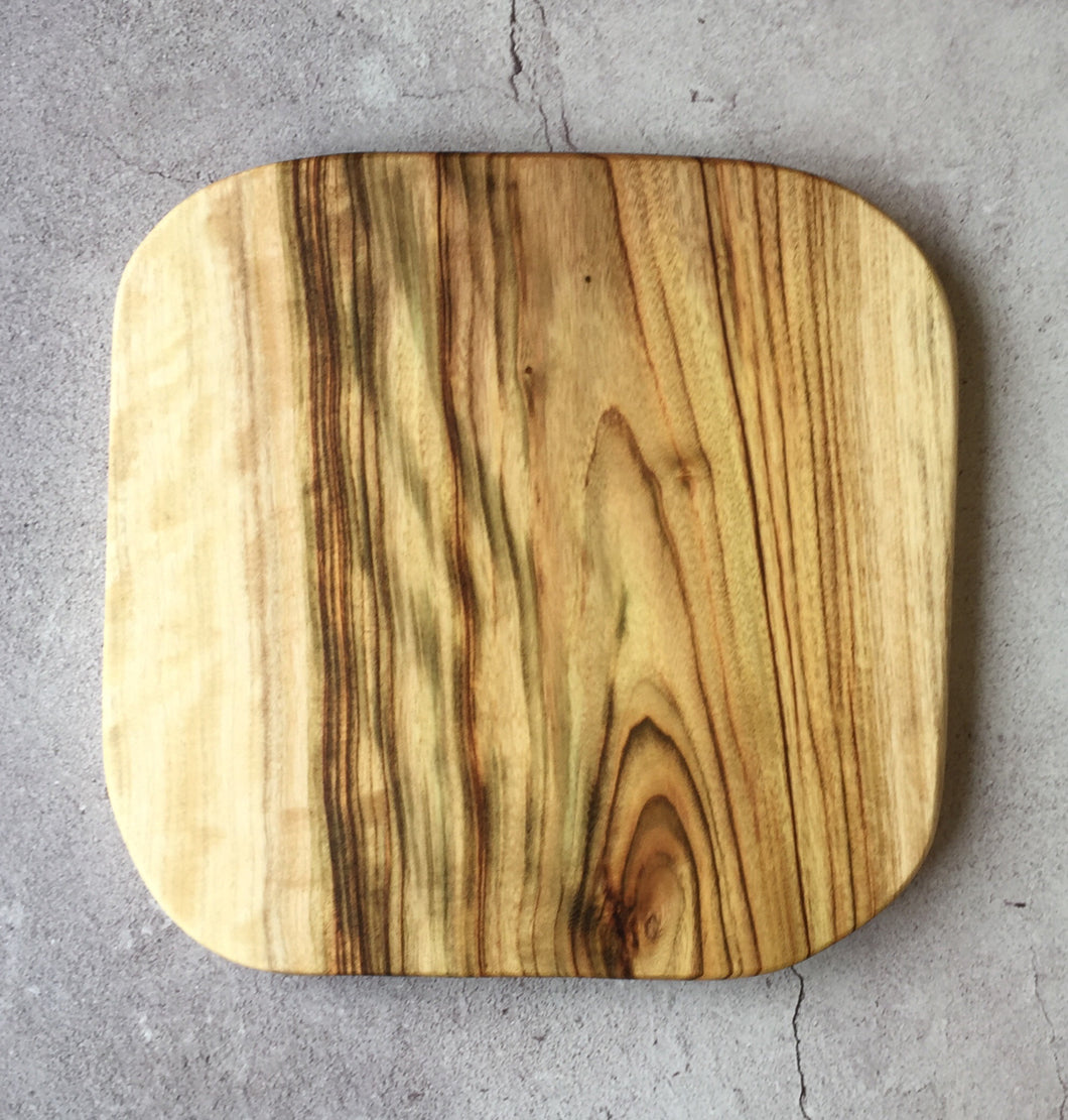 Australian Camphor wood chopping board
