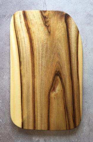 Wooden chopping and serving board - The Board II