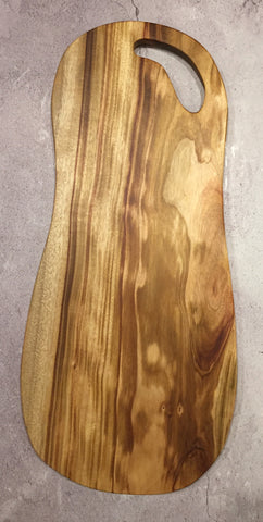 Wooden serving platter - Big Bean II