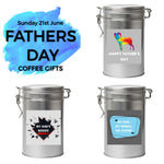 Fathers Day Coffee Tin