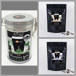 Luxury Christmas Spiced Coffee Hamper