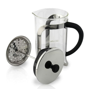 3 Cup Chrome Cafetiere (350ml)