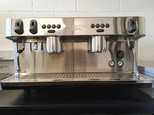 Reconditioned Lanna Intenz 2 Group Alum Espresso Machine