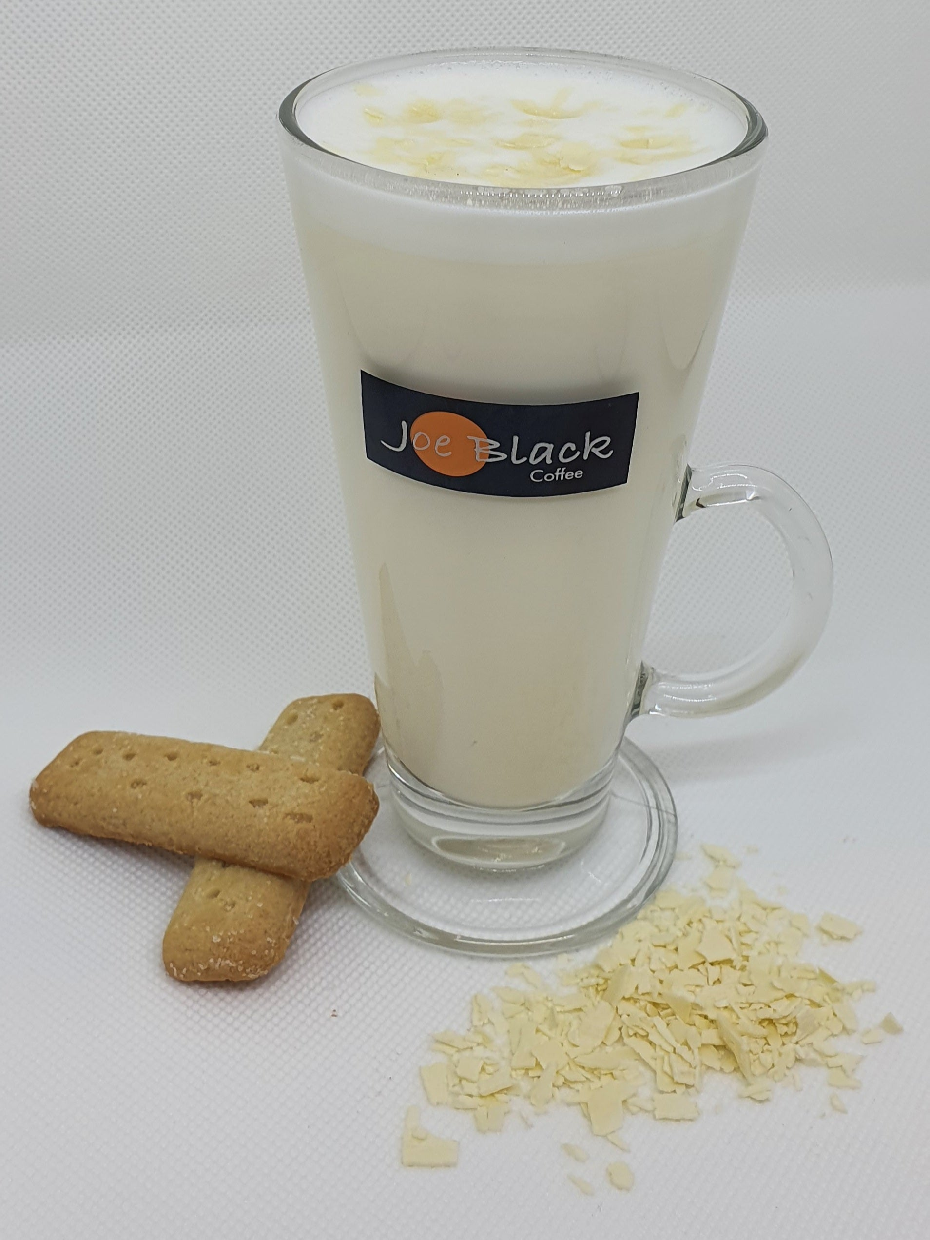 White Hot Chocolate Melt 200g