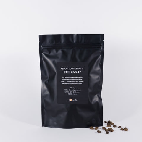 Mexican Water Decaf - Colombia Excelso EP.