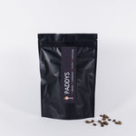 paddys blend coffee with personalised label