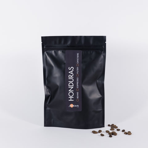 Honduras: This coffee has a full juicy body, a mid taste of milk chocolate and a subtle finish of orange citrus notes.