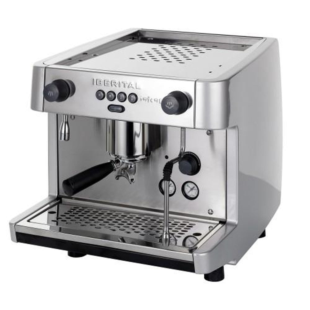 New Lanna Intenz Alum Espresso Machines
