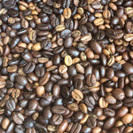 freshly roasted coffee beans joe black coffee