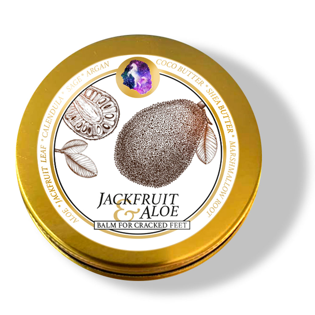 Jackfruit & Aloe Balm for Cracked feet
