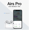 APPLE AIRPODS  Pro 3 casque sans fil Bluetooth - PHYSICAL FEATURES