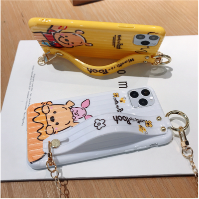 (Buy 3 Get 1 Free)2020 New Fashion Cool Cartoon Four-corner Drop-proof Phone Case For iPhone