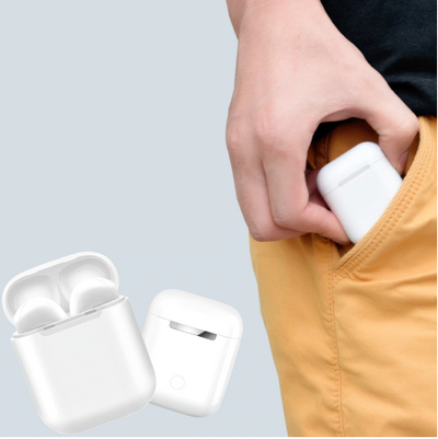 i9s Apple Airpods - physical features