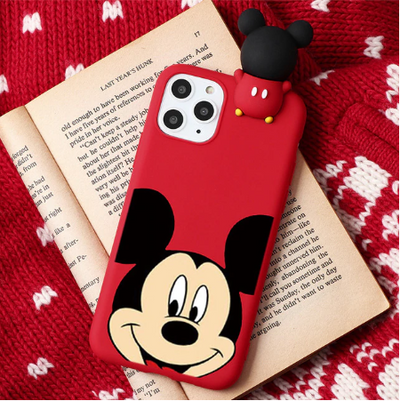 (BUY 3 GET 1 FREE )2020 NEW FASHION COOL CARTOON FOUR-CORNER DROP-PROOF PHONE CASE FOR IPHONE