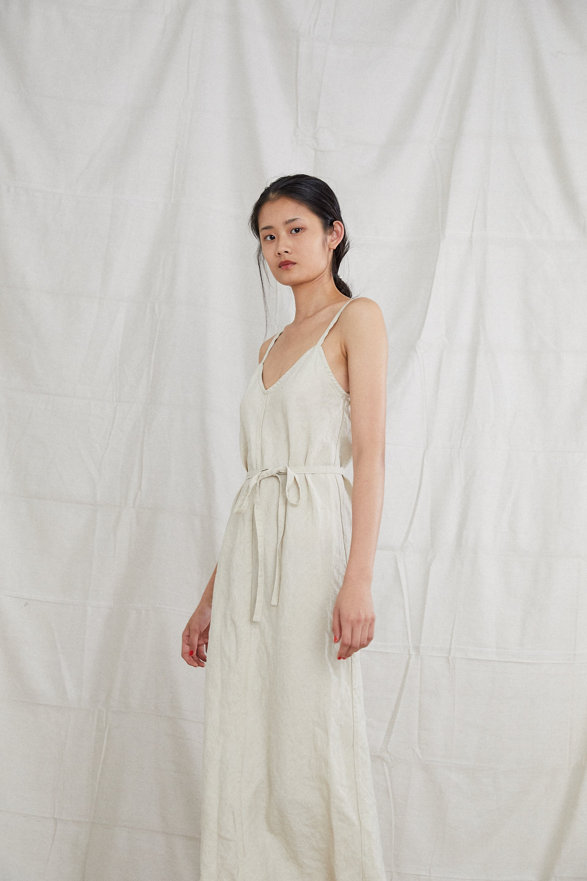 Elem Dress - European Organic Linen