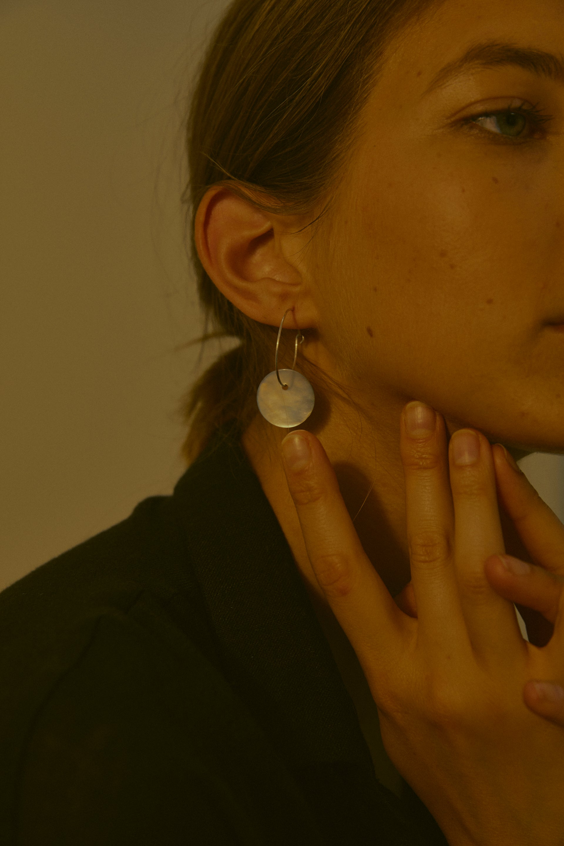 Ocka Hoop Earring - Second