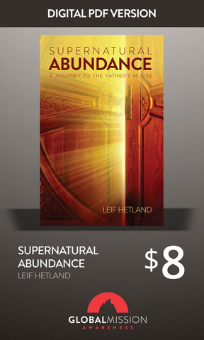 SUPERNATURAL ABUNDANCE (iBooks version)