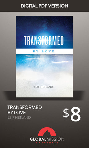 Transformed By Love (PDF)