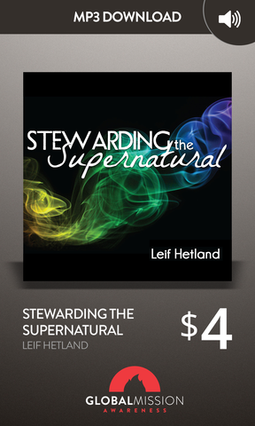 Stewarding the Supernatural