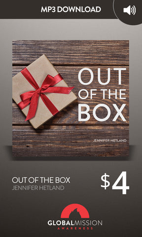 Out of the Box - Jennifer Hetland