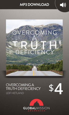 Overcoming a Truth Deficiency