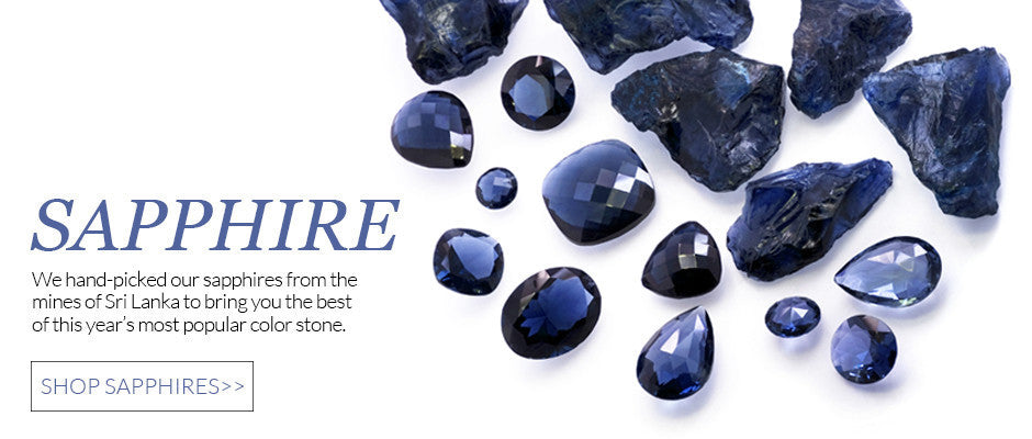 Shop Sapphire for September