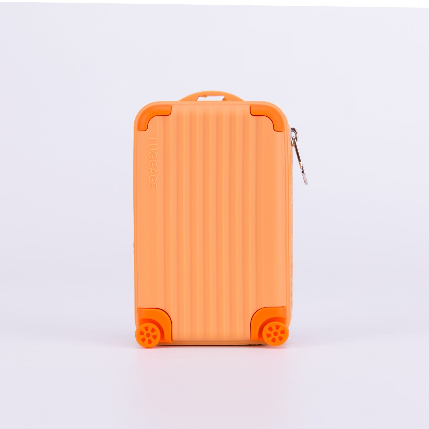 LUGGAGE SOFT SILICONE COIN PURSE - Hanging Owl