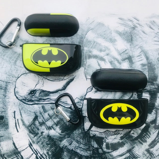 BATMAN GLOSSY SILICONE COVER FOR AIRPODS PRO - Hanging Owl