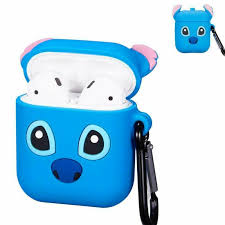 STITCH  SILICONE AIRPODS CASE - Hanging Owl