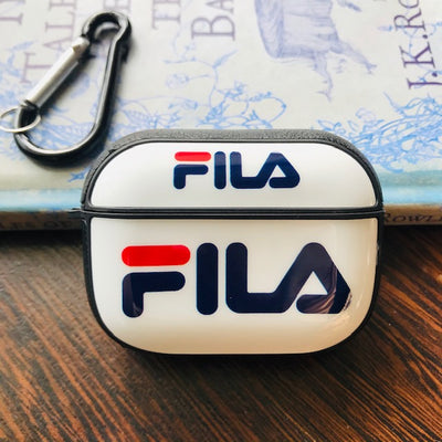 FILA GLOSSY SILICONE COVER FOR AIRPODS PRO
