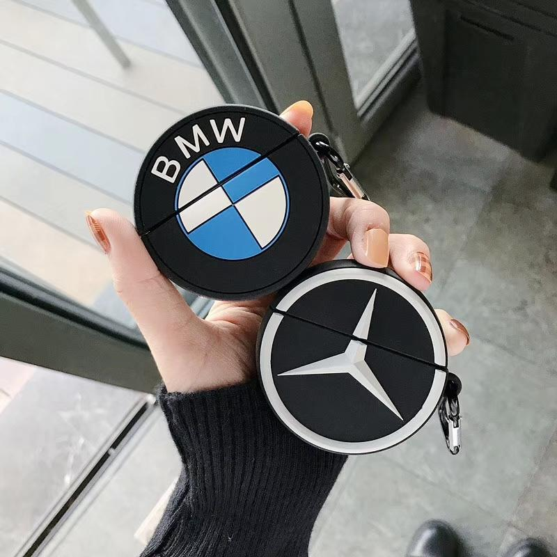 Mercedes Benz & BMW SILICONE AIRPODS PRO CASES