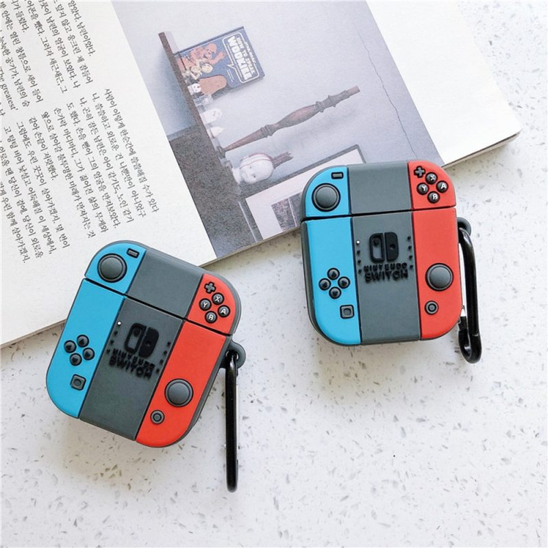 NINTENDO SILICONE AIRPODS CASE COVER FOR 1 & 2 - Hanging Owl