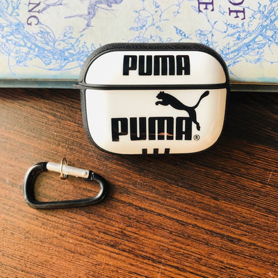 PUMA GLOSSY SILICONE COVER FOR AIRPODS PRO