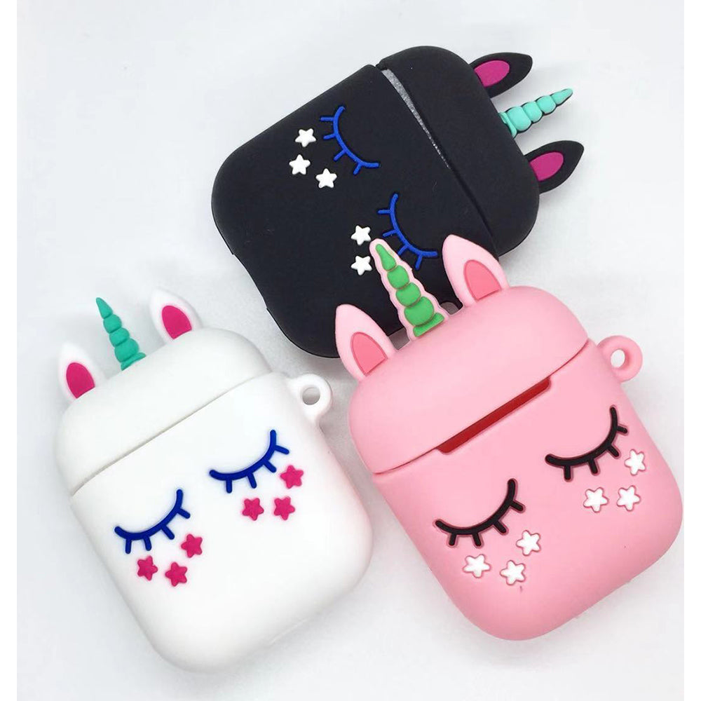 UNICORN SILICONE AIRPODS CASES - Hanging Owl
