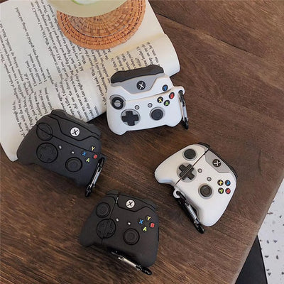 XBOX CONTROLLER SILICONE AIRPODS CASE COVER FOR 1-2 & PRO