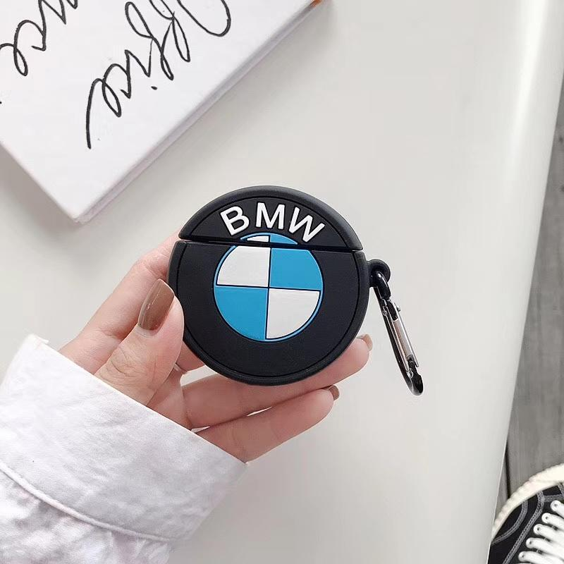 Mercedes Benz & BMW SILICONE AIRPODS CASES - Hanging Owl