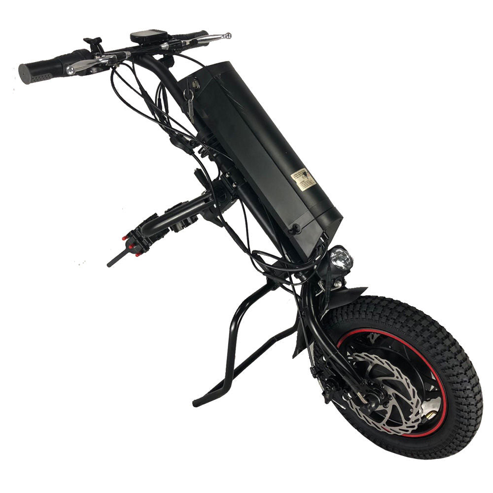Power Wheelchair Handcycle