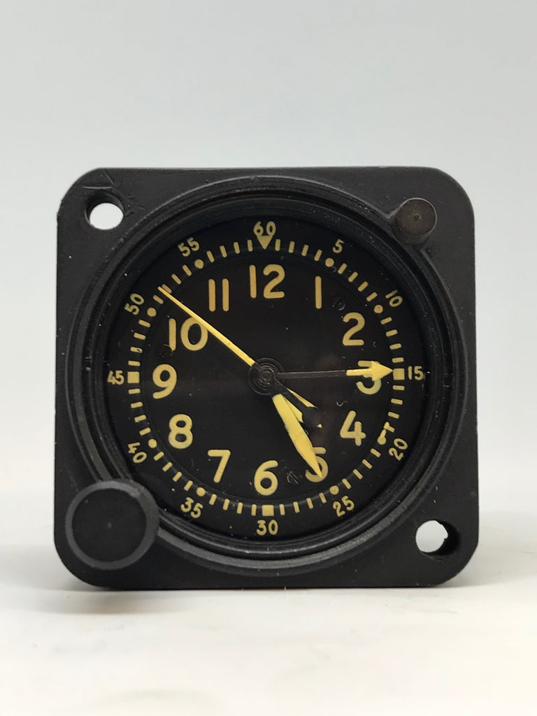 Waltham A13A-2 Military USAF 8-Day Aircraft Clock.