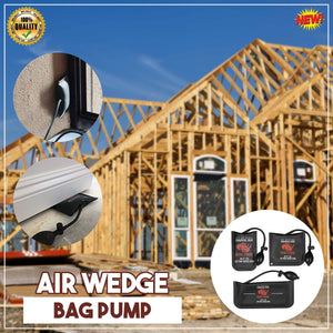 Air Wedge Bag Pump