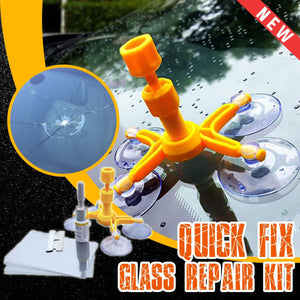 Quick Fix Glass Repair Kit
