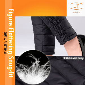 HeatMax™ Windproof Light Down Pants