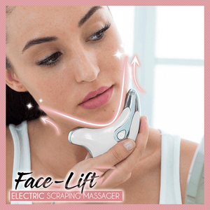 Face-Lift Electric Scraping Massager